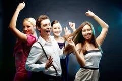 движения танцульки Стоковые Фото