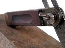 двиньте под углом rosewood искателя Стоковые Изображения RF