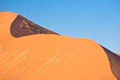 двойная дюна Стоковая Фотография