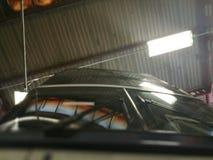 Двойная палуба шины передняя Стоковое Изображение RF