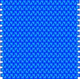 Двойная предпосылка вектора Стоковое Изображение