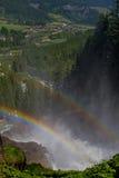 двойная радуга Стоковое Изображение RF