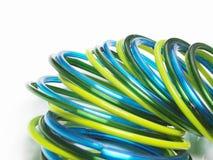 двойник цвета bangles стоковая фотография rf