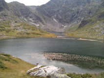Двойное озеро Стоковое Фото