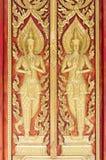 Двойной золотой угол от высекать Стоковые Изображения RF