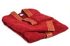 двойной красный цвет мантии шлихты Стоковые Фотографии RF