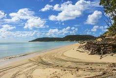 Двойной пункт Австралия острова Стоковое Изображение RF