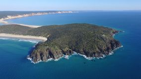 Двойной рай острова Стоковая Фотография