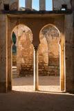 Двойной строб в Chellah, Рабате, Марокко Стоковые Фотографии RF
