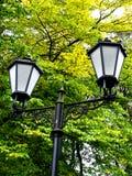 Двойной фонарик Стоковая Фотография RF