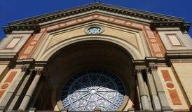 Дворец Александры, Лондон, Великобритания стоковое фото rf
