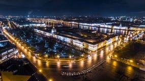 Дворец Адмиралитейства в Санкт-Петербурге Стоковая Фотография