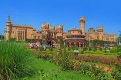 Дворец Бангалора в Индии стоковые изображения rf