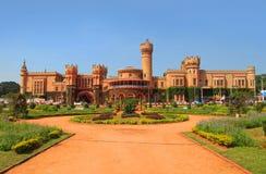 Дворец Бангалора в Индии стоковая фотография rf