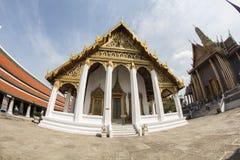 Дворец Бангкока Стоковое Изображение RF