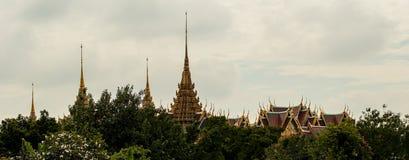 Дворец Бангкок короля Стоковое Изображение