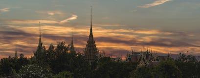 Дворец Бангкок короля Стоковая Фотография