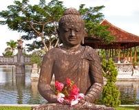 Дворец Бали 05 воды Ujung Стоковые Фотографии RF