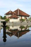 Дворец Бали 12 воды Ujung Стоковое Фото