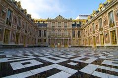 Дворец Версала Стоковые Изображения RF