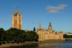 Дворец Вестминстера Стоковое Фото