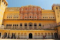 Дворец ветра в Джайпуре Стоковая Фотография