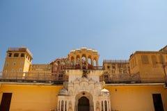 Дворец ветра в Джайпуре Стоковые Фотографии RF