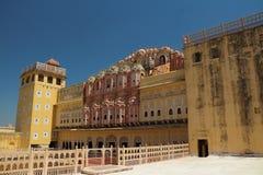 Дворец ветра в Джайпуре Стоковые Изображения