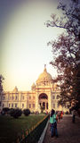 Дворец Виктории Стоковая Фотография
