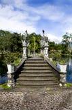Дворец воды Tirta Gangga Стоковая Фотография
