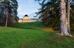 Дворец в зоне Украине Kachanovka Чернигова имущества Стоковое фото RF