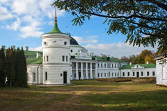 Дворец в зоне Украине Kachanovka Чернигова имущества Стоковое Изображение