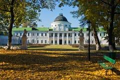 Дворец в зоне Украине Kachanovka Чернигова имущества Стоковое Фото