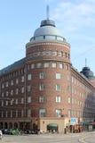Дворец в Хельсинки, Финляндии Стоковые Изображения
