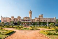Дворец в южном Karnataka, Индия Бангалор Стоковая Фотография RF