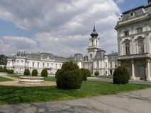 Дворец в Keszthely, Венгрия Festetics Стоковая Фотография