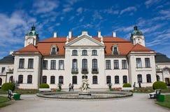 Дворец в wka ³ KozÅÃ, Польше Стоковая Фотография