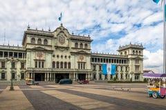 Дворец Гватемалы национальный - Гватемала, Гватемала Стоковые Фотографии RF