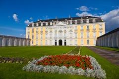 дворец Германии augustusburg стоковые изображения