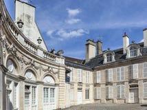 Дворец герцогов бургундского & x28; Ducs de Bourgogne& x29 des Palais; в Di Стоковое Изображение RF