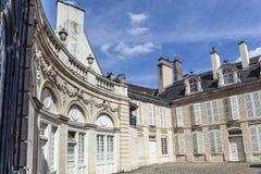 Дворец герцогов бургундского & x28; Ducs de Bourgogne& x29 des Palais; в Di Стоковые Изображения
