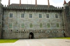 Дворец герцогов Braganza стоковое изображение rf