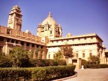 Дворец города Джодхпура Стоковые Изображения RF