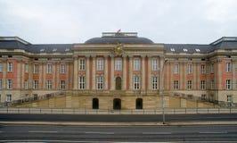 Дворец города Потсдама, Берлин Стоковые Изображения RF