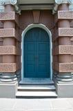 дворец двери античной культуры Стоковые Фото