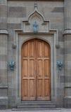 дворец двери исторический к Стоковые Изображения