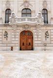 дворец двери Стоковое фото RF
