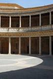 дворец двора Стоковое Изображение RF