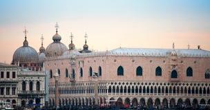 дворец доджа Стоковое фото RF