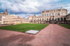 Дворец Дрездена Zwinger Стоковые Фото
